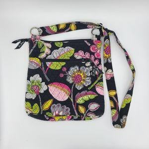 Vera Bradley Moon Blooms Crossbody Bag